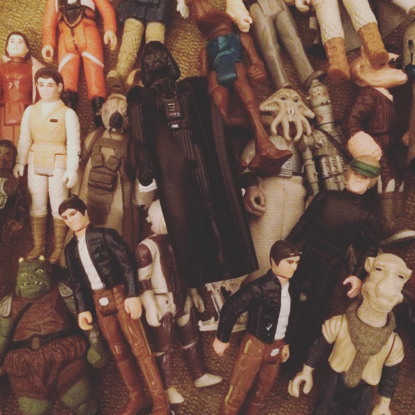 star wars vintage action figures