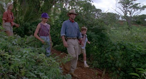 Why Jurassic Park Isn't Really About Dinosaurs - One Sensational Shot